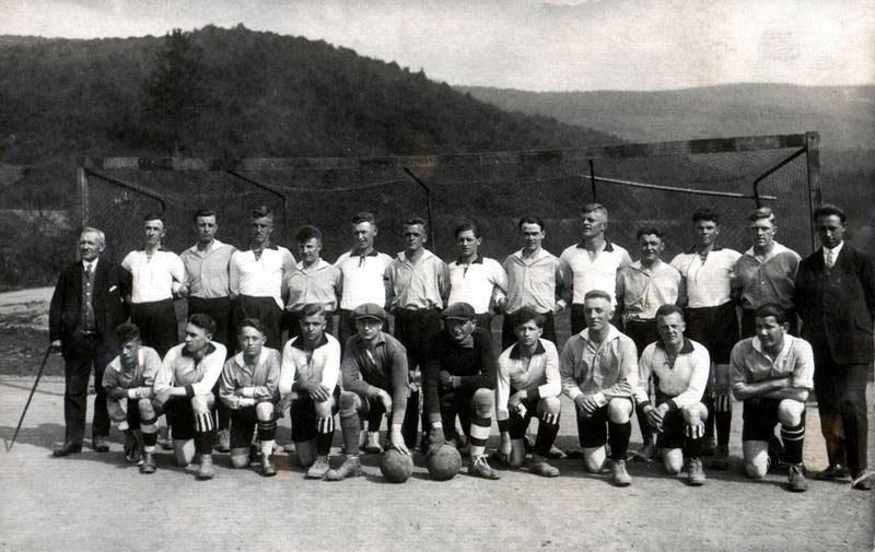 1. Mannschaft des SV Morsbach 1932
