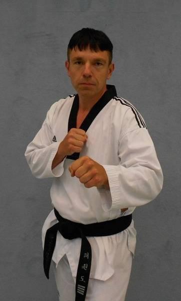 Taekwondo Erwachsenen-Trainer Markus Pietrek