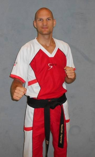 Kickboxen Trainer Markus Pietrek