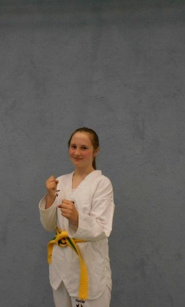 Kindertrainer Jessica Weizen