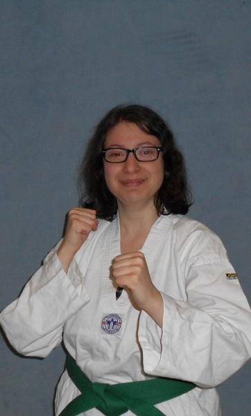 Taekwondo Kindertrainer Merver Serinkan