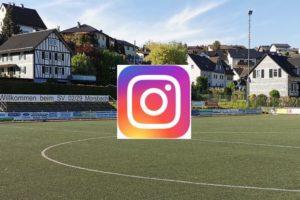 Instagram Hinweis