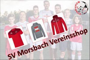 Vereinsshop - für Homepage